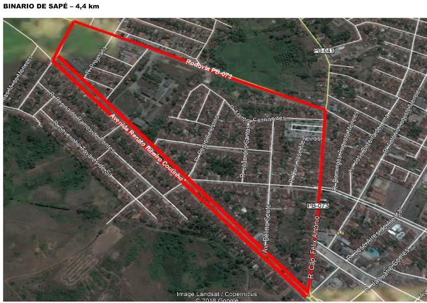 Conselho homologa obras da PB-034 e binário da cidade Sapé