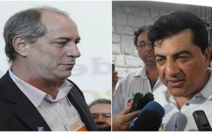 Ciro Gomes é condenado a pagar R$ 20 mil a Manoel Jr. por difamação