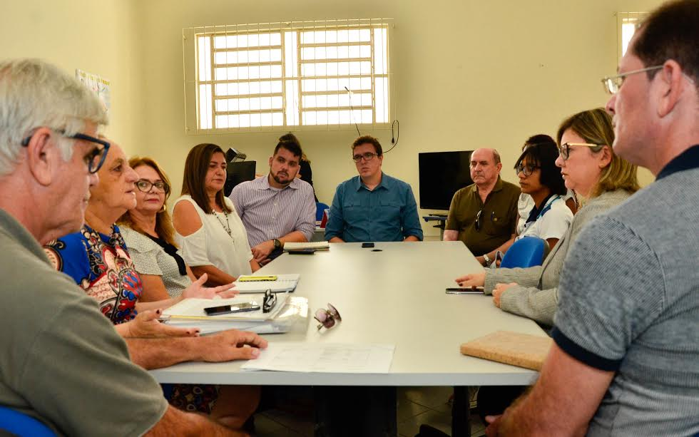 Secretaria da Educação dá posse aos integrantes do Confundeb