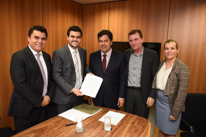 Coordenador da Bancada da PB anuncia empenho para construção do Instituto Federal do Sertão