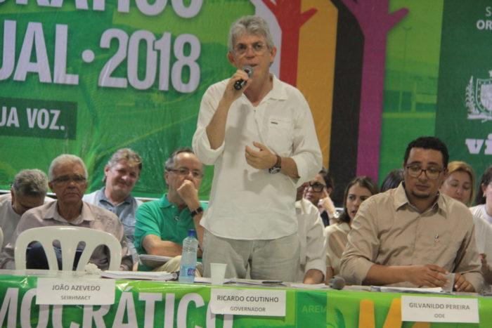 """RC lamenta ausência de João em plenárias do ODE: """"A ausência se torna presença""""; ouça"""