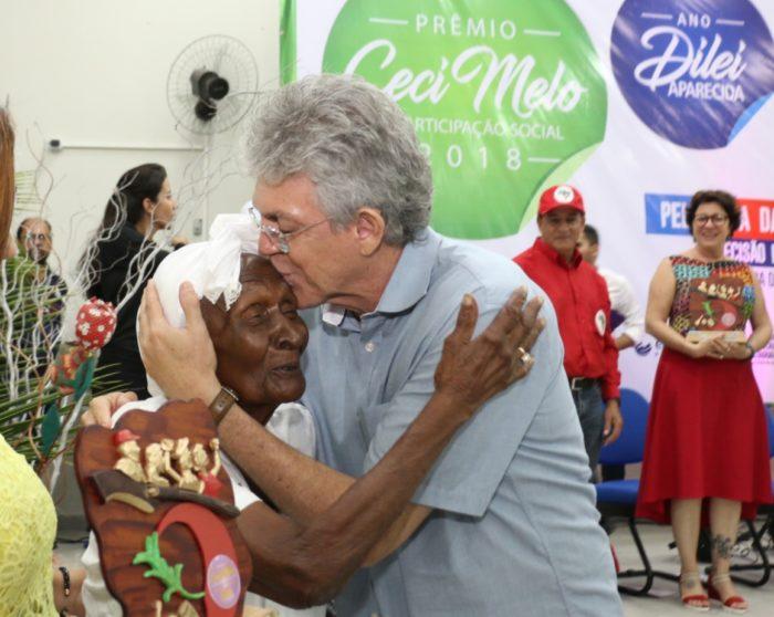 Ricardo entrega Prêmio Ceci Melo a mulheres que se destacaram pela atuação em prol da sociedade