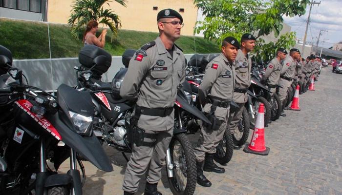 Mais de 70 policiais militares são promovidos pelo Governo da Paraíba