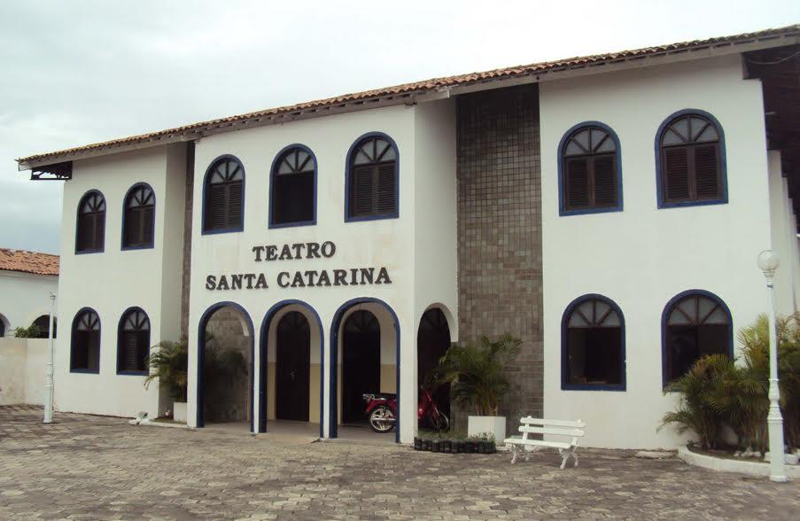 Governo apresenta projeto de reforma do Teatro Santa Catarina, em Cabedelo