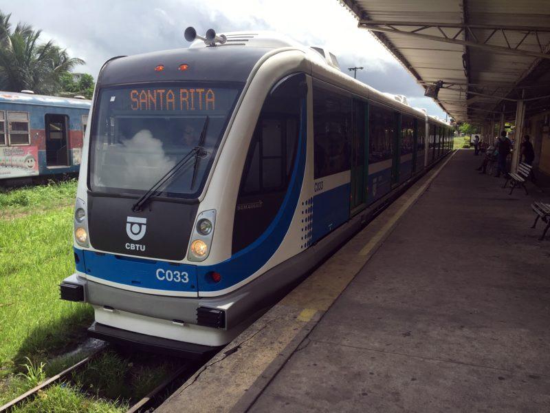 Corte no orçamento da CBTU volta a ameaçar sistema de trens da Grande João Pessoa
