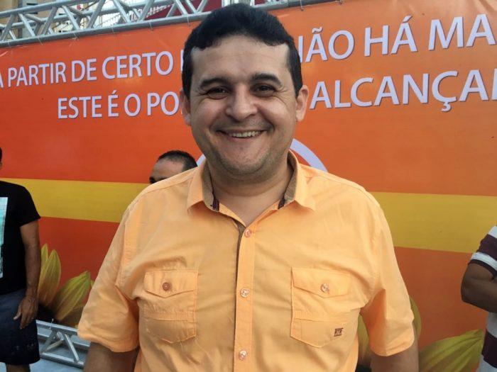 Célio Alves se diz surpreso com desempenho de João em Guarabira e região do Brejo; ouça
