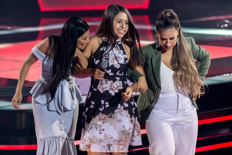 Paraibana Eduarda Brasil é a grande campeã do programa The Voice Kids
