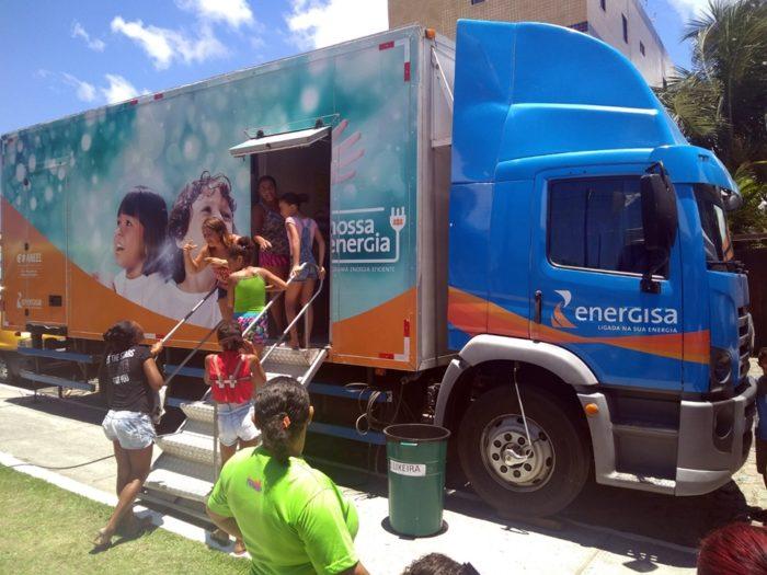 Energisa faz cadastro na Tarifa Social e negocia débitos no Valentina Figueiredo