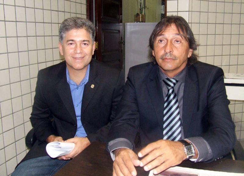 Mandato de Leto pode ter sido comprado em 2013 com ajuda de Roberto Santiago, diz PF