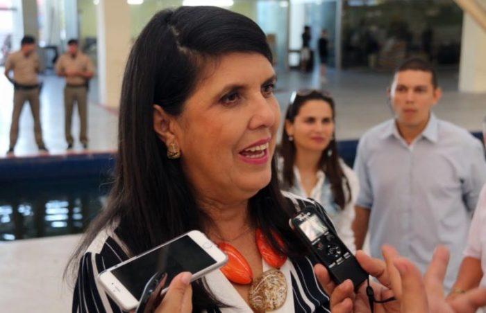 """Apesar de pré-candidatura paralela à do PSB, Lígia diz que votaria em RC """"sem problemas"""""""