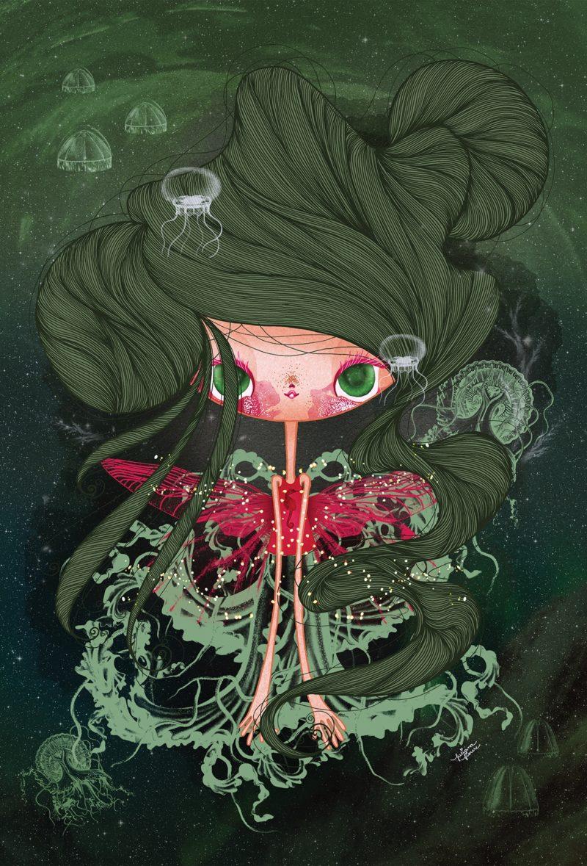 Energisa abre exposição 'O Canto Celestial do Oceano Infinito', de Juliana Fiorese