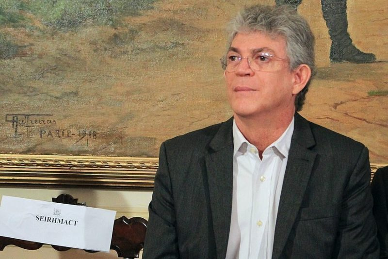 RC sanciona lei de Hervázio que denomina Escola Técnica de Sousa de Chiquinho Cartaxo