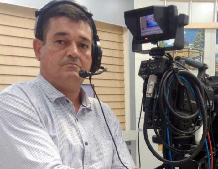 Cinegrafista da TV Correio morre em JP e amigos prestam homenagens nas redes sociais
