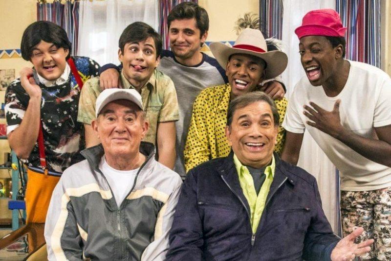 Com paraibano no elenco, TV Globo desiste de nova temporada de Os Trapalhões