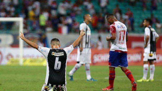 Botafogo-PB volta a enfrentar o Bahia, desta vez nas quartas de final da Copa do Nordeste