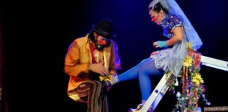 Moradores do Gervásio Maia recebem espetáculo circense neste domingo
