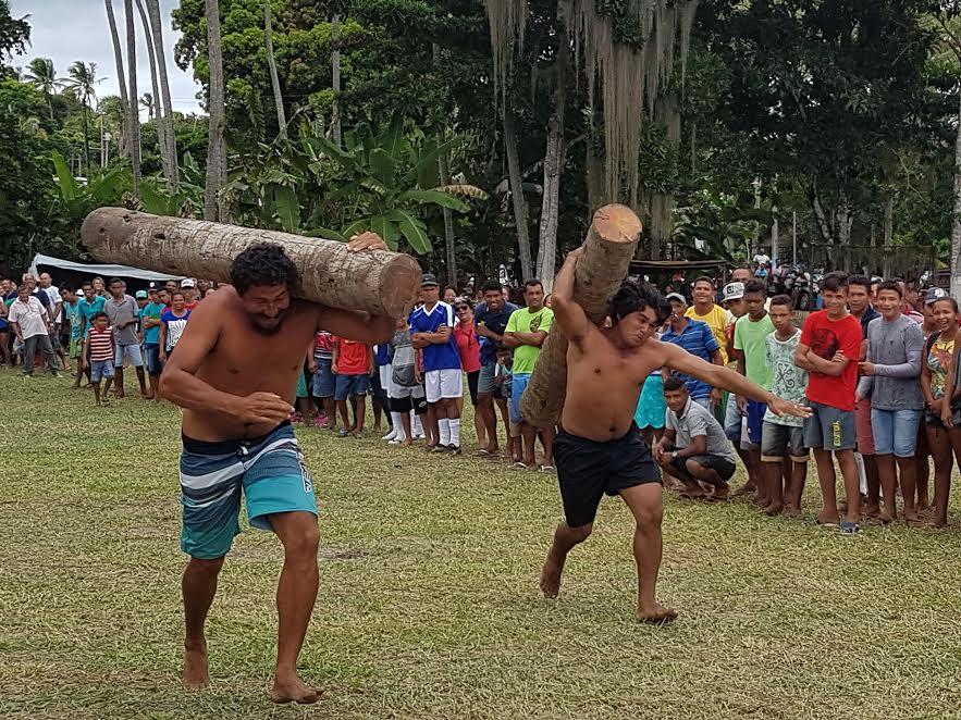 Jogos Indígenas 2018 têm participação de tribos Tabajaras