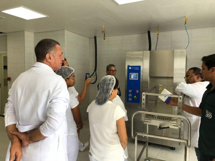 Hospital Metropolitano de Santa Rita promove jornada de treinamentos com colaboradores
