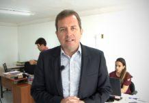 """Prefeito ratifica apoio ao nome de Veneziano para o Senado: """"Ele é nosso competente candidato"""""""