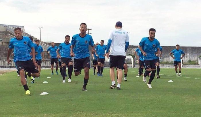 Botafogo-PB encara o Remo neste domingo em busca de retomar a liderança na Série C