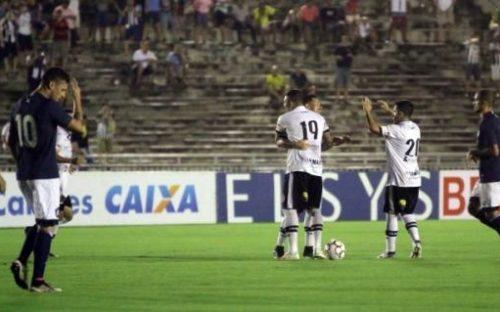 Botafogo-PB perde em casa de virada pode acabar a rodada fora do G4 na Série C