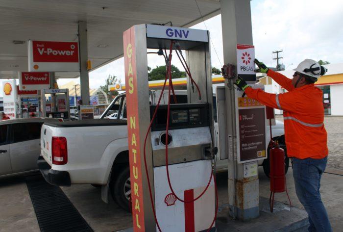 PBGás discute com taxistas medidas de incentivo ao uso do GNV