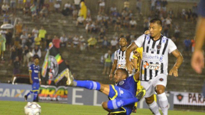 Botafogo-PB é punido com multa e perda de dois mandos de campo na Série C