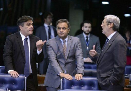 Baixa no PSDB: abandonado por antigos aliados, Aécio ficará fora da eleição 2018