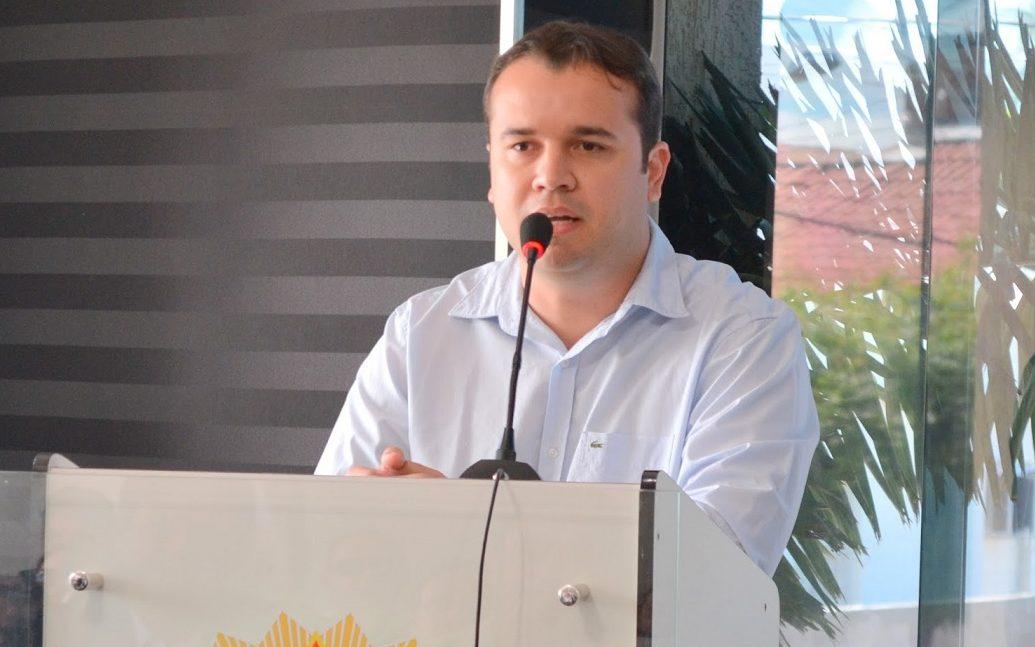 REFORÇO: mais um prefeito anuncia apoio à pré-candidatura de Veneziano ao Senado