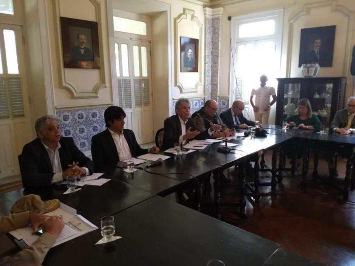 Ao fim de reunião com Governo, setor produtivo da PB pede fim da greve