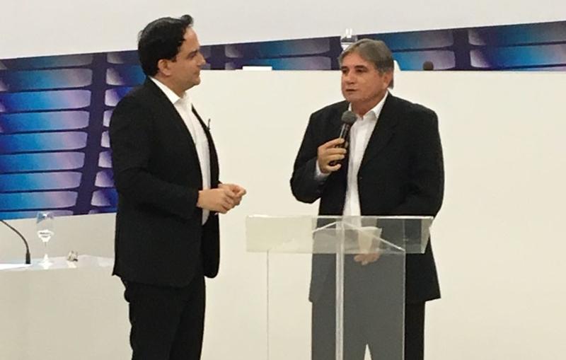 Professor União assina contrato com a TV Master e estreia programa em junho