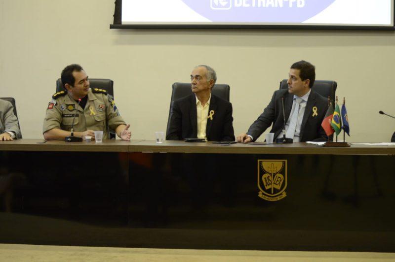 Educação no trânsito foi tema de debate durante sessão na Assembleia Legislativa