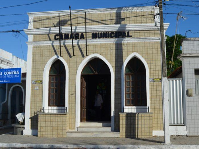 Câmara de Cabedelo adia admissão da cassação de Leto Viana pela segunda vez