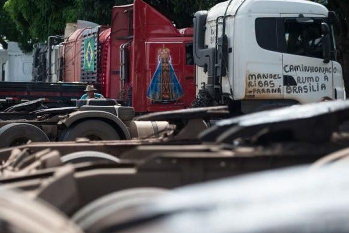 ANTT e caminhoneiros voltam a discutir preços de fretes nesta segunda