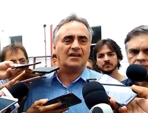 Cartaxo rebate pressão de Manoel Jr. e nega acordo sobre apoio ao Senado