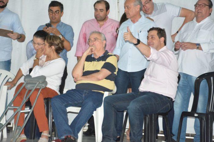 Gervásio participa de encontro com lideranças e diz que projeto socialista mudou a Paraíba