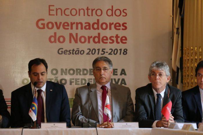Ricardo Coutinho e governadores do NE se reúnem para defender a não privatização da Chesf