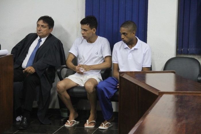 Réus são condenados a mais de 20 anos de prisão por morte de Vivianny