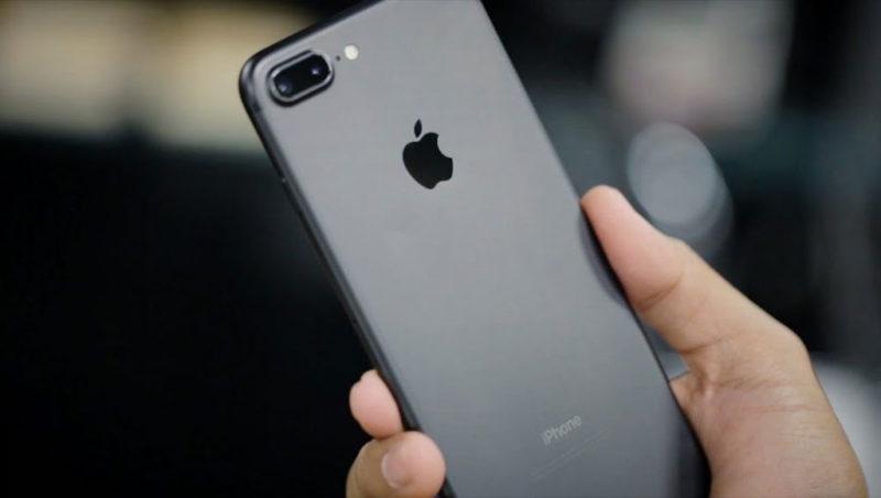 Segundo pesquisa, Iphone 7 Plus é eleito o smartphone preferido