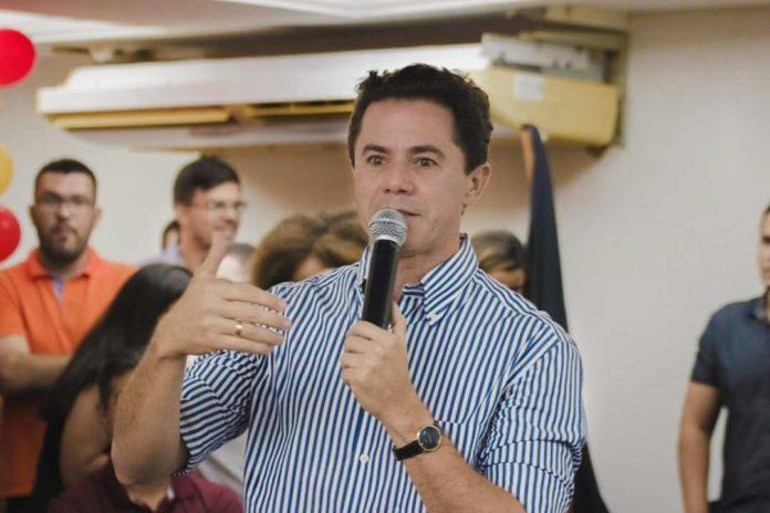 Prefeitos de Assunção e de Soledade aderem à pré-candidatura de Veneziano ao Senado