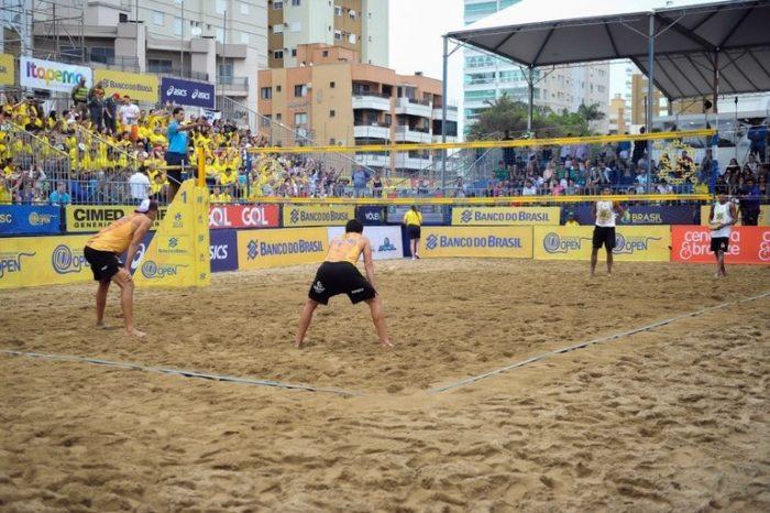Paraíba terá dois representantes etapa brasileira do Circuito Mundial de Vôlei de Praia