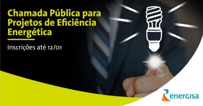 Energisa Paraíba investe mais de R$ 875 mil em projetos de eficiência energética