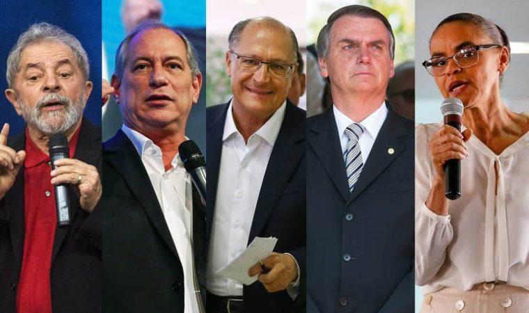 Nova pesquisa Ibope: Lula lidera corrida presidencial com folga; confira os números