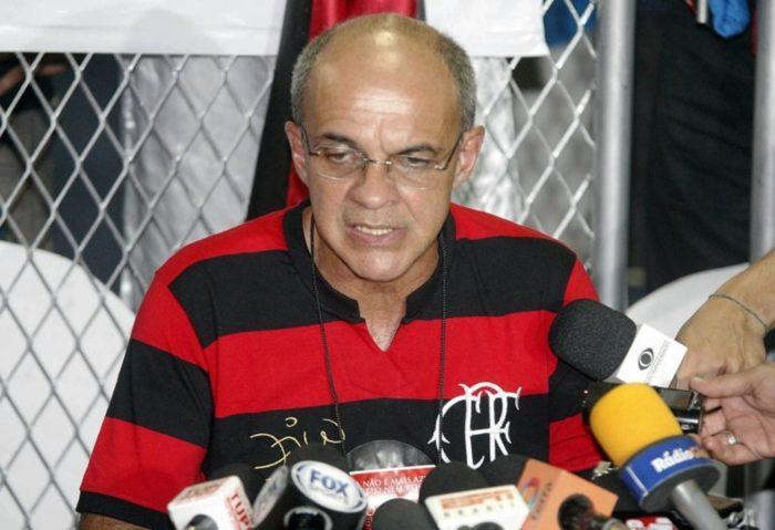 Presidente do Flamengo é contado para figurar como vice de Marina Silva