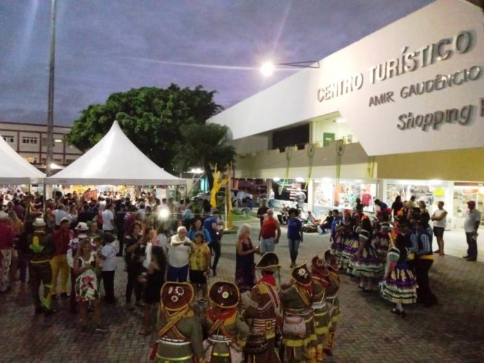 Lançamento da programação junina da PB reúne representantes de 20 municípios