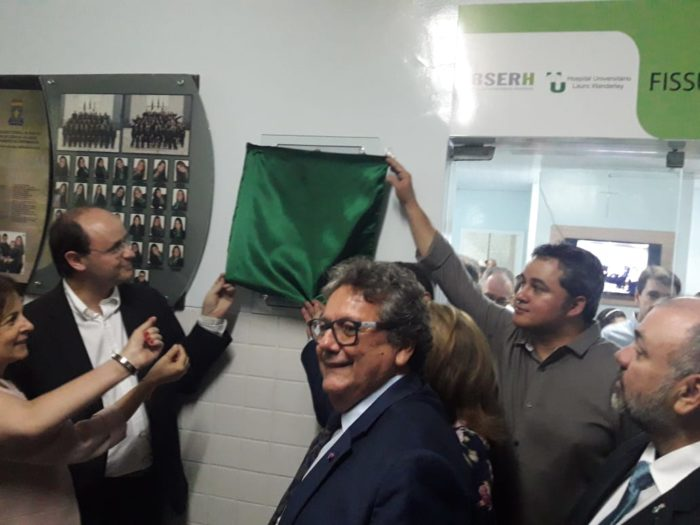 Após liberar recursos para obras do IFPB, Efraim prestigia inauguração de sede em campus de Itabaiana