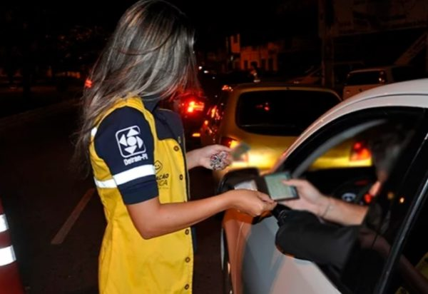 Detran-PB promete intensificar operação Lei Seca durante festejos juninos