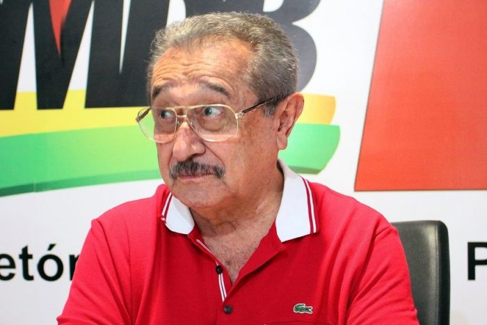 Zé Maranhão inaugura comitê central da campanha em JP nesta sexta-feira