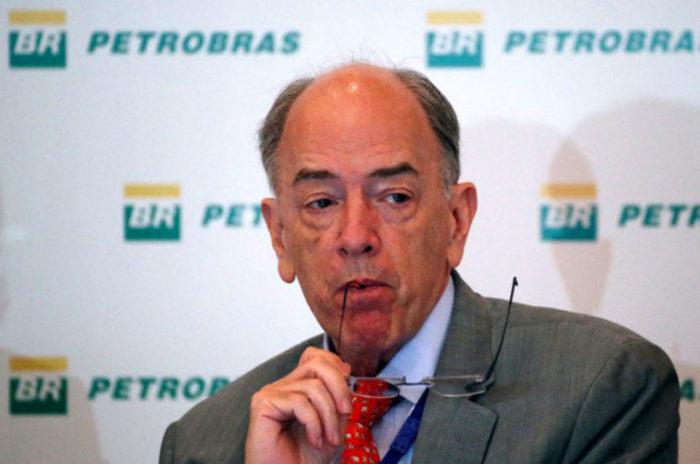 Pedro Parente pede demissão da presidência da Petrobras