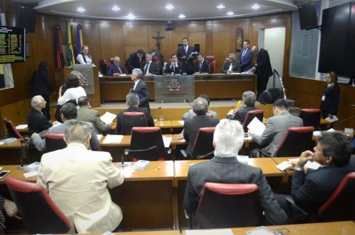 Assembleia Legislativa da aprova aprova Lei de Diretrizes Orçamentárias 2019